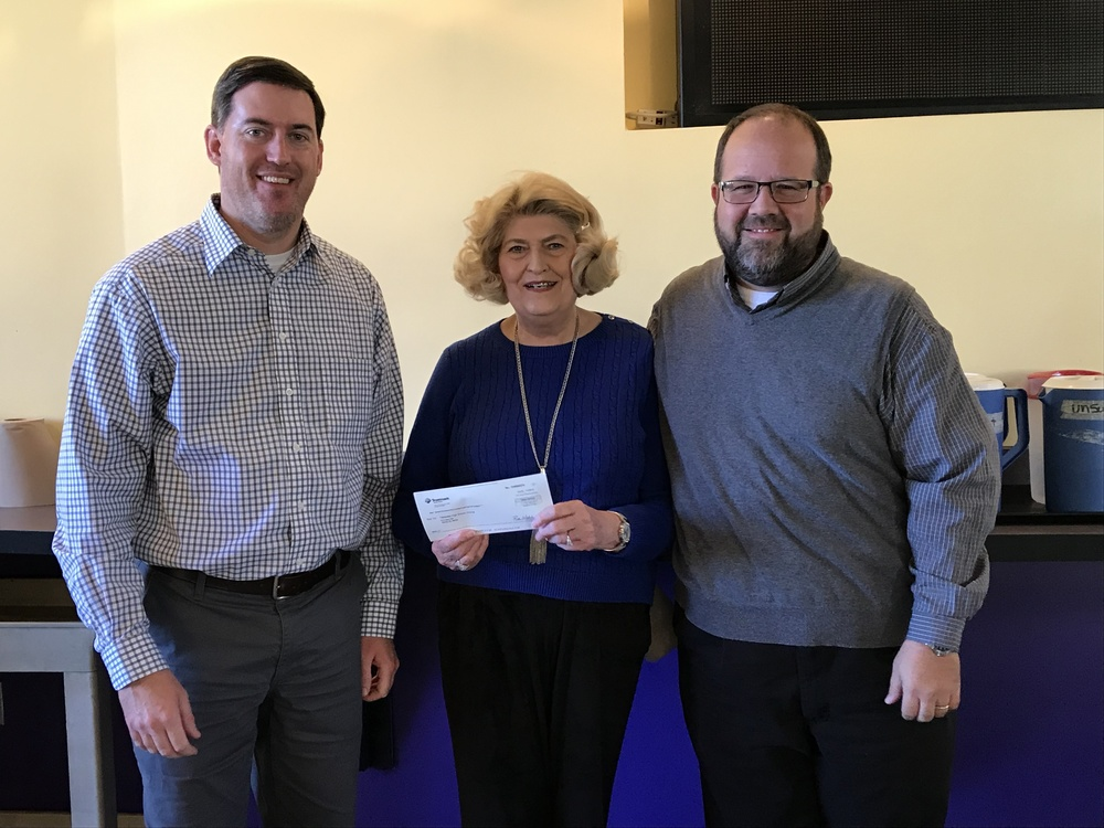 Blount Foundation gives generous grant to Music Department
