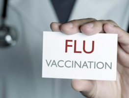 Flu Vaccination Available at School