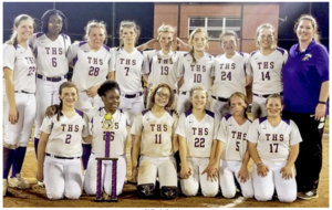 Softball wins tournament, now 10-3