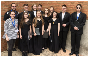 10 THS Students in All-State Choir
