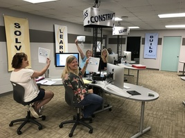 SMS Launches New STEM Lab