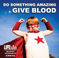 FBLA Hosts LifeSouth Blood Drive