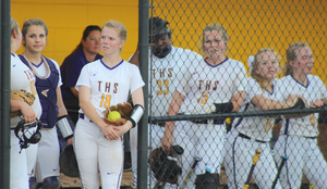 Softball's stellar season ends at 44-9
