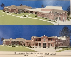 NEW Tallassee High School FAQs