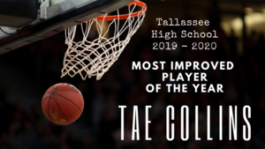 Tae Collins named Most Improved Player