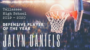 Jalyn Daniels named Defensive Player of the Year