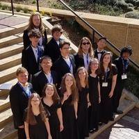 10 THS Students honored at All-State Choir