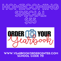 Yearbook Homecoming Special