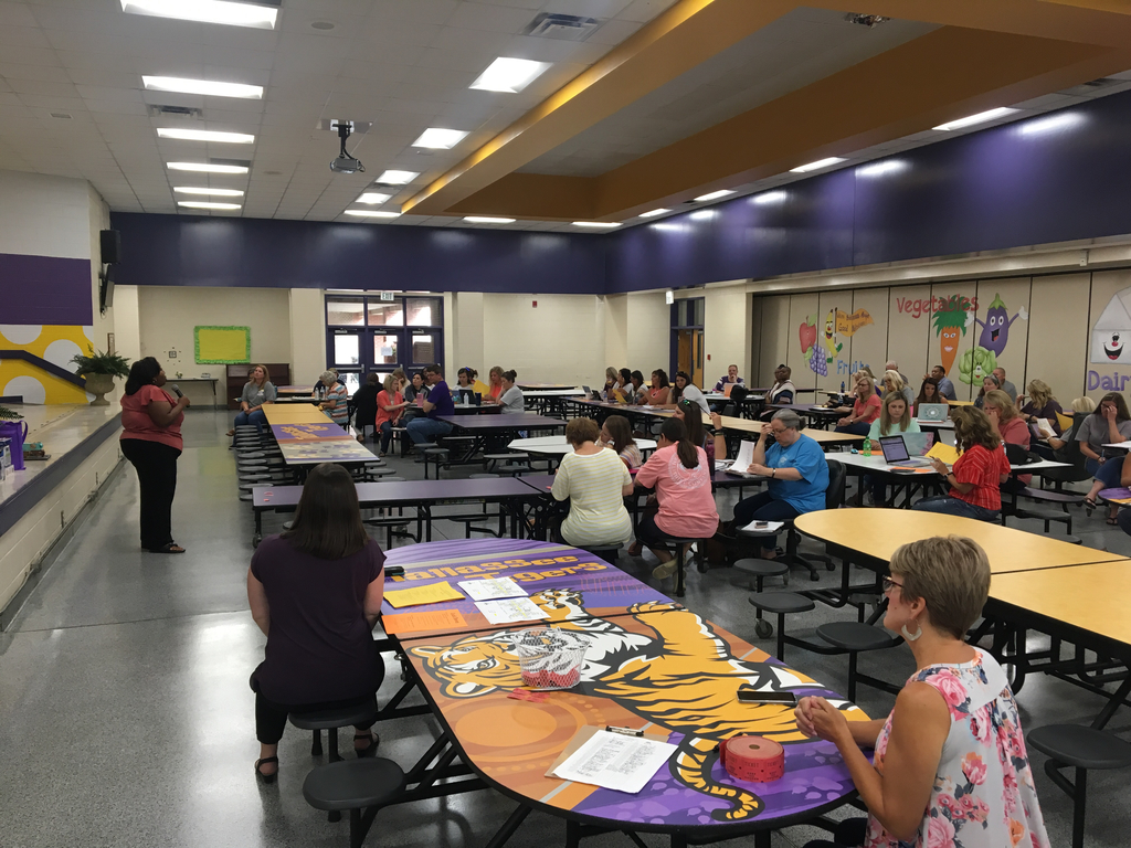 Tallassee Elementary School Teachers Make a Difference!