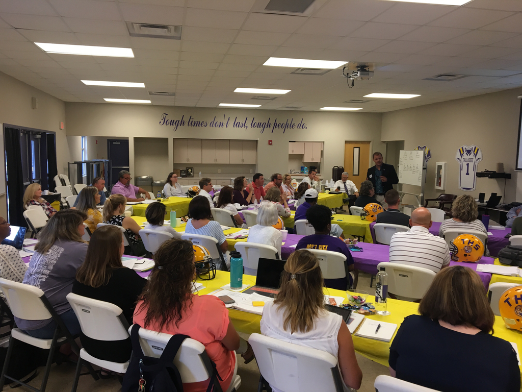 Tallassee High School Teachers Make a Difference!