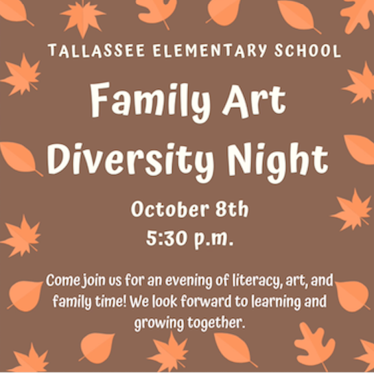 Family Art Diversity Night