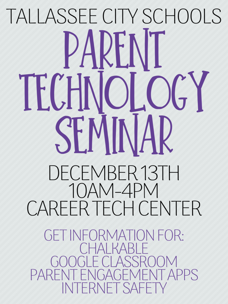 Parent Technology Seminar
