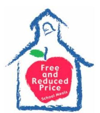 free or reduced meals application